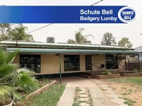 Tidy three bedroom house on a large block