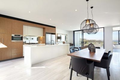 BRAND-NEW RESIDENTIAL ESTATE ON SYDNEY HARBOUR FRONT