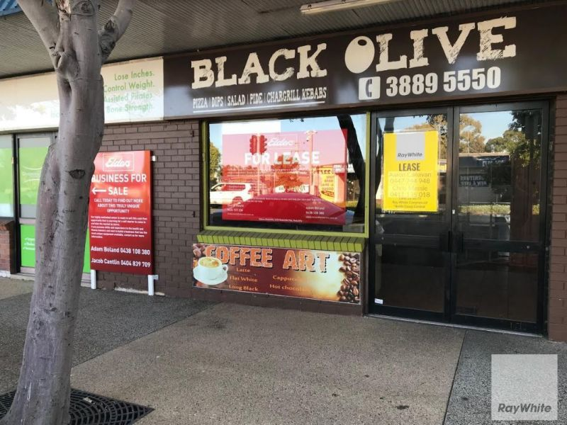 Pizza Shop Opportunity Located on Busy Oxley Avenue