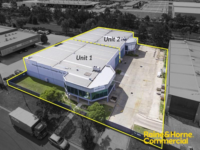Functional Factory Space for Lease with Excellent Truck Access