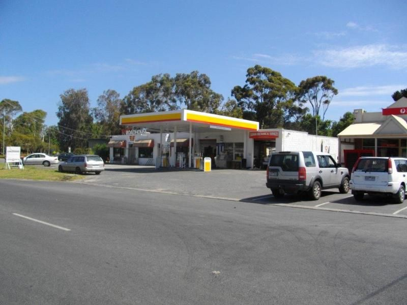 Service Station with great further potential for 2016.