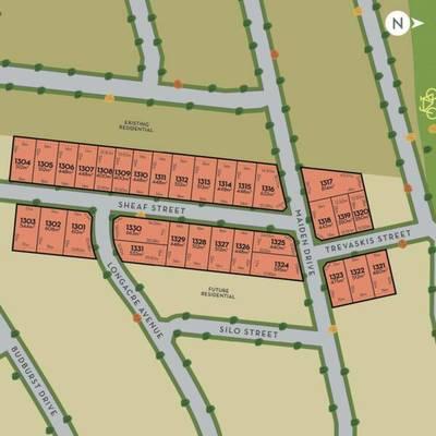 Titled 544sq Land in Rosenthal Sunbury