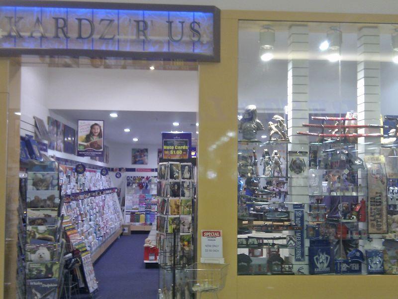 KARDZ 'R' US - LONG STANDING BUSINESS