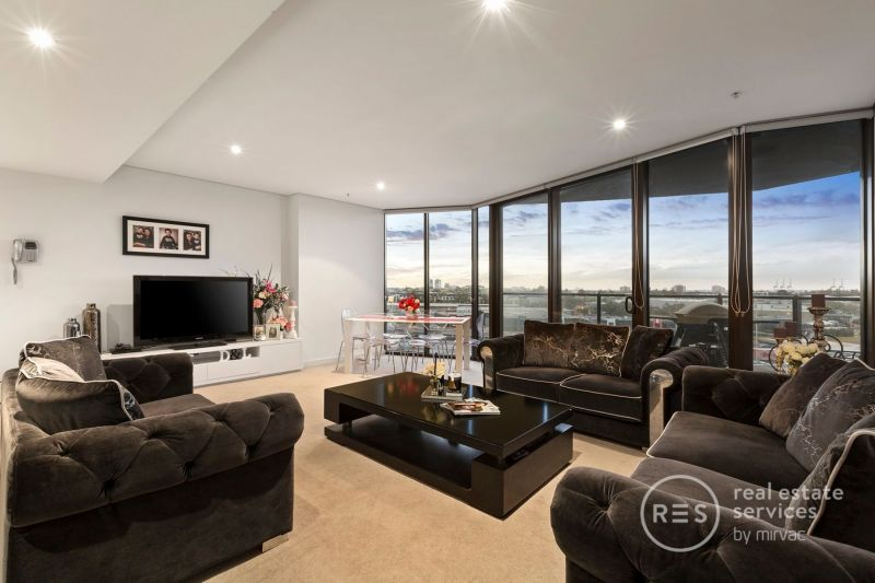 A Yarra's Edge marvel with space, style, and superb views