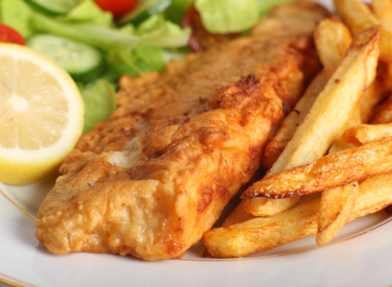 Licensed Pizza, Burger & Fish & Chips Dine In & Takeaway