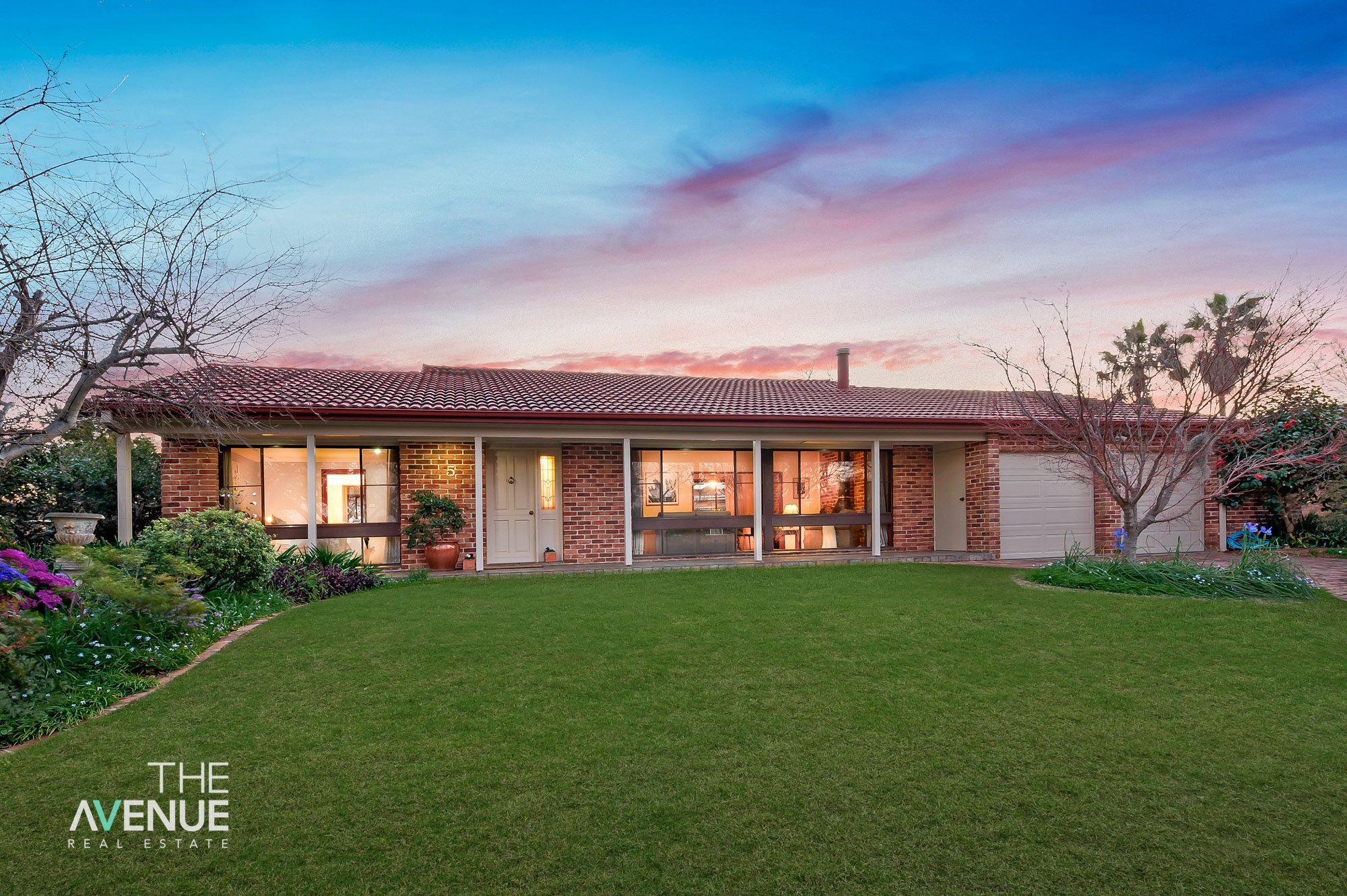 5 Jennifer Place, Cherrybrook NSW 2126