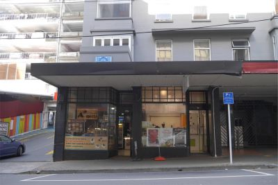 Units 2&3/161 Willis Street, Wellington Central