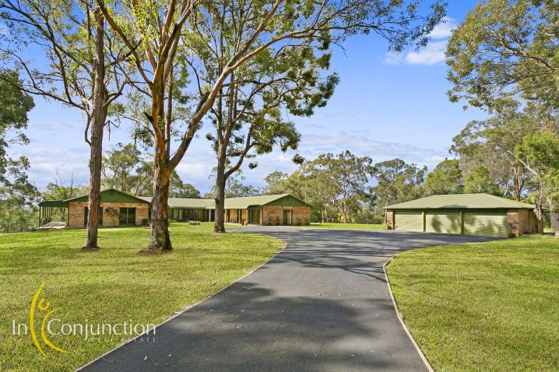 A beautiful country retreat set on a magnificent 10 Hectare block.