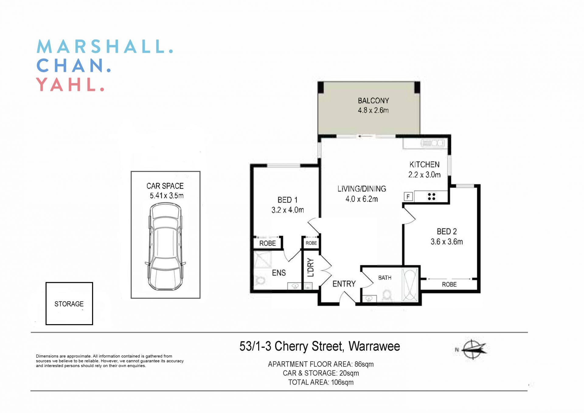 53/1-3 Cherry Street Warrawee 2074