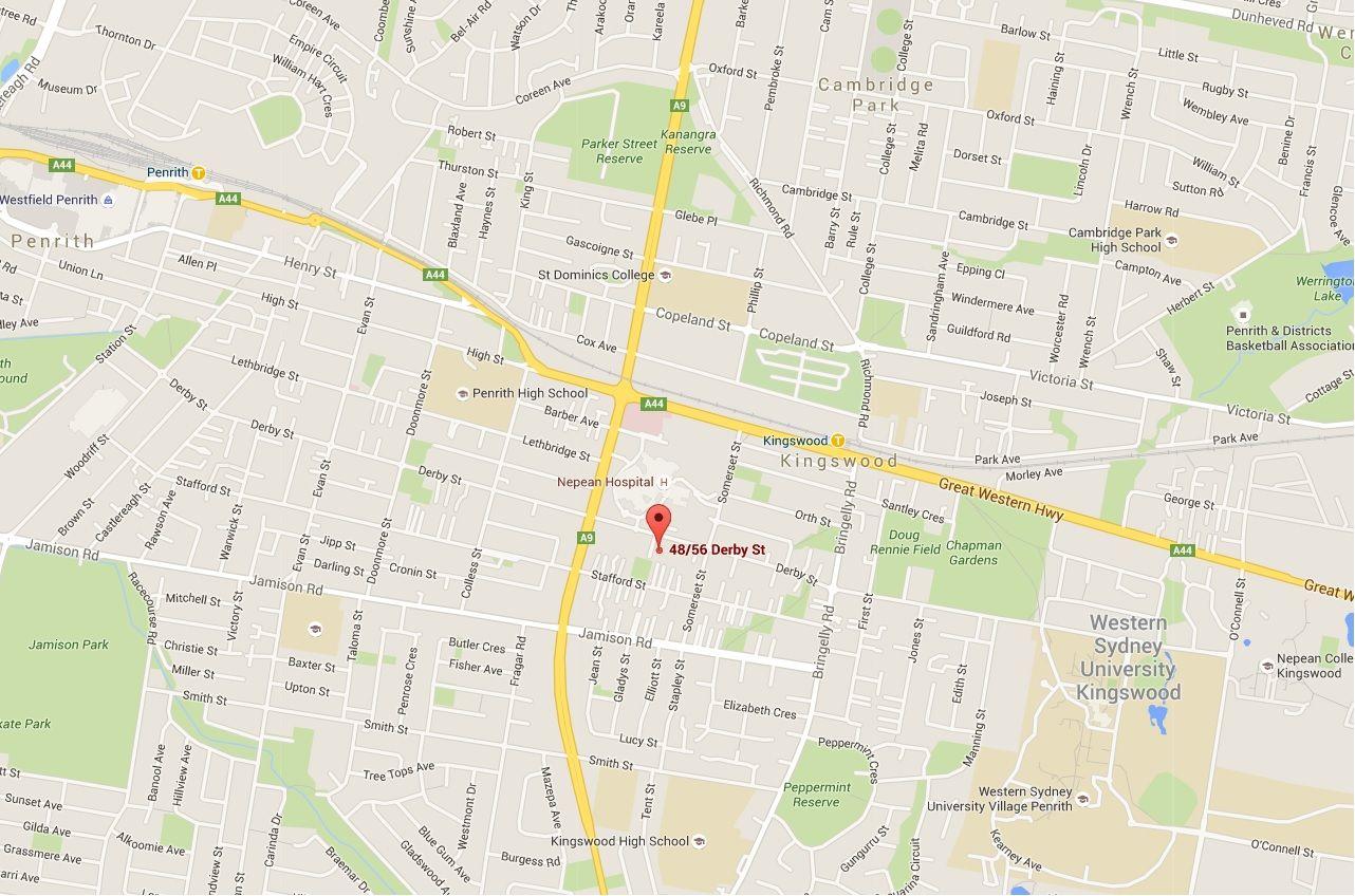 Level 1/C105/48-56 Derby Road, Kingswood
