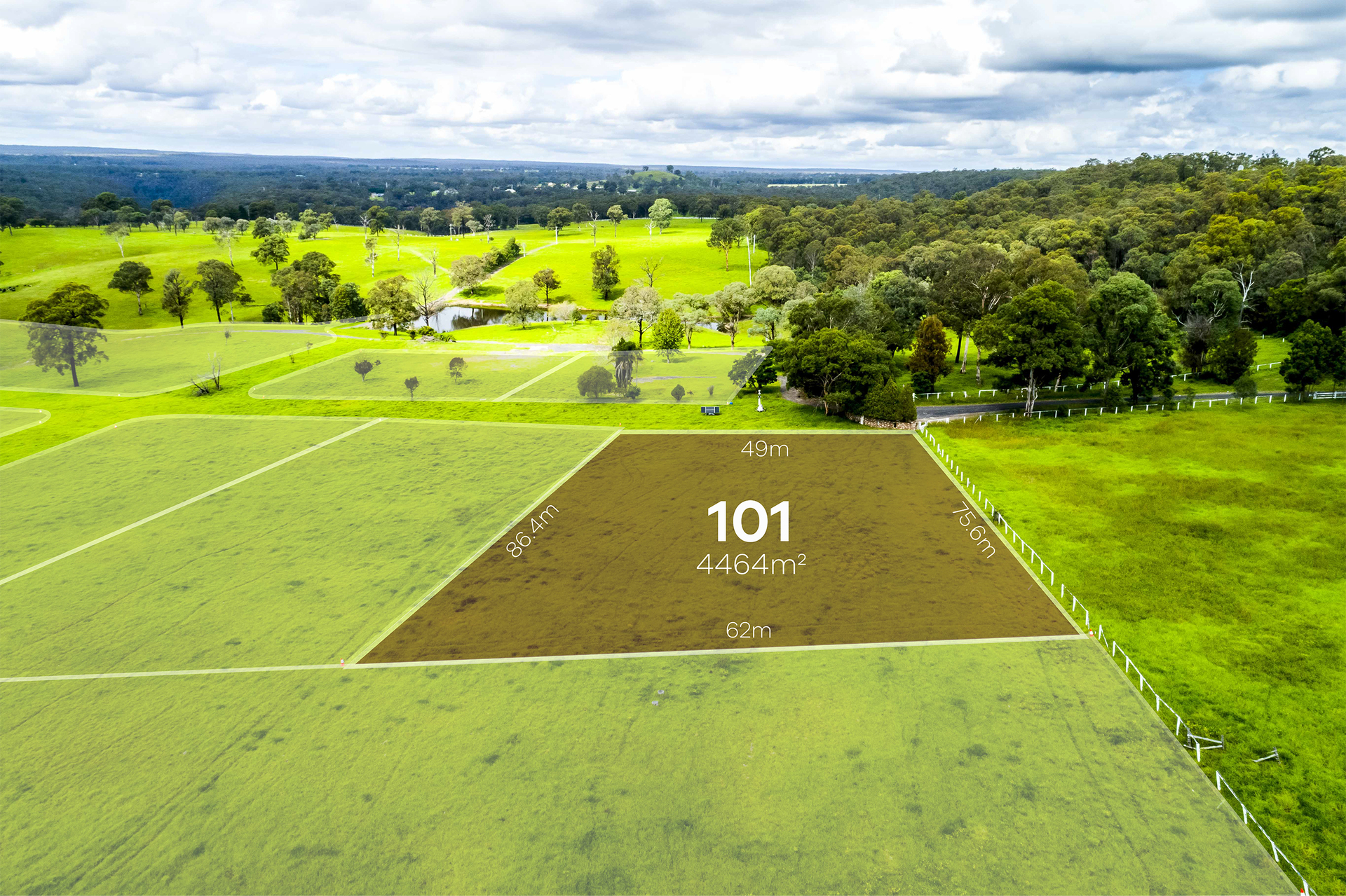 Tahmoor Lot 101 Proposed Road | The Acres