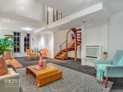 Heritage Appeal and Breathtaking CBD Views