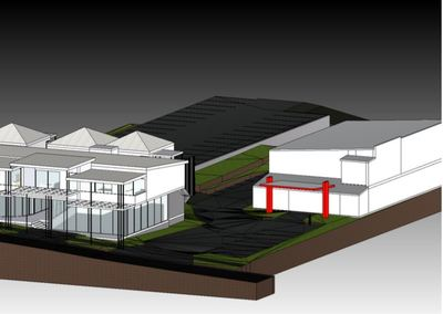 Shop 1 Of Brand New Retail Construction