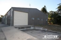 3430m2 BLOCK - SHED 495m2