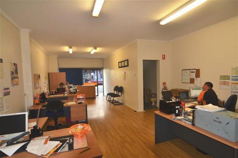 Modern Ground Floor Office