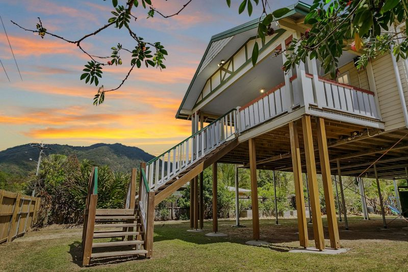 Towering Original Queenslander with a local story to tell
