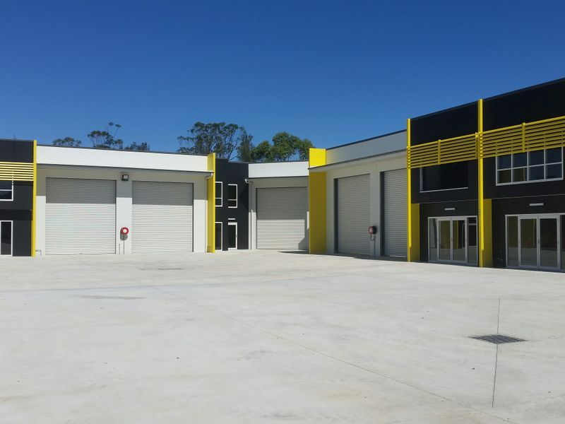 PALMS BUSINESS PARK  - WYONG