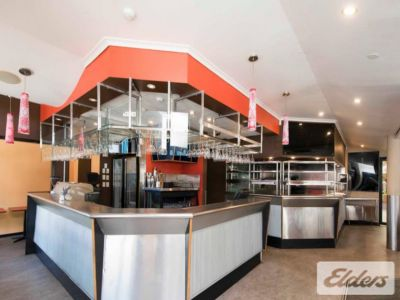 FULLY FITTED OUT RESTAURANT OPPORTUNITY!!!