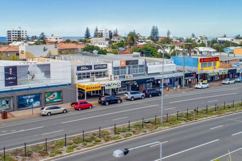 Two Freehold Investments at Nobby Beach