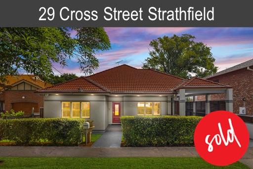 Vendor of 29 Cross St Strathfield