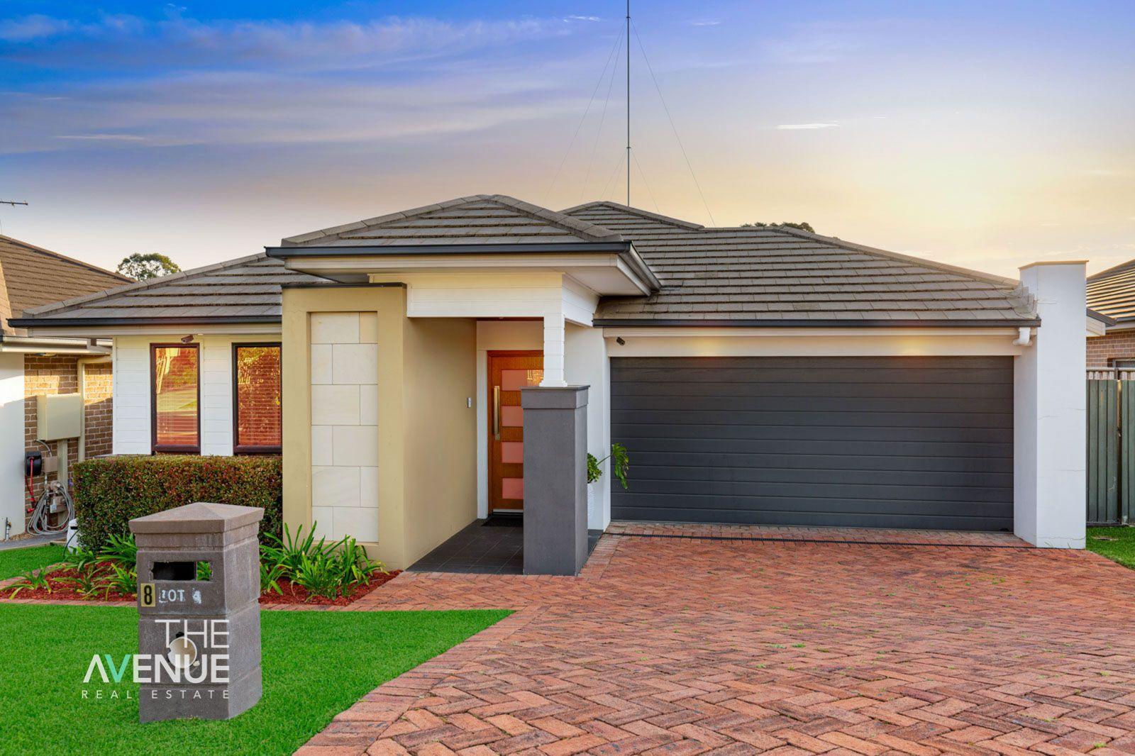 8 Arnold Avenue, Kellyville NSW 2155
