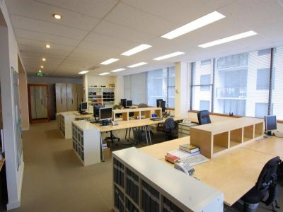 Brilliant Self-contained Office Floor on St Kilda Rd!