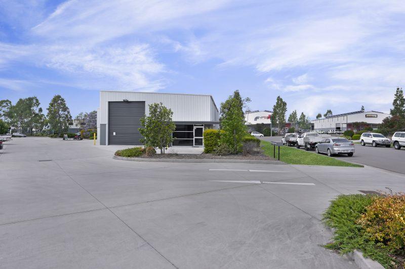 High Clearance Clearspan Warehouse