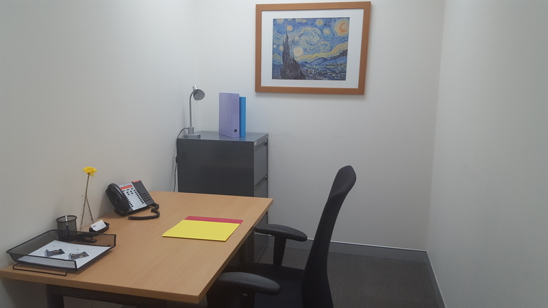 Economical 1 person Office available!