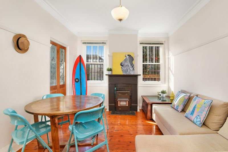 Idyllic Lifestyle Offering In Art Deco Block