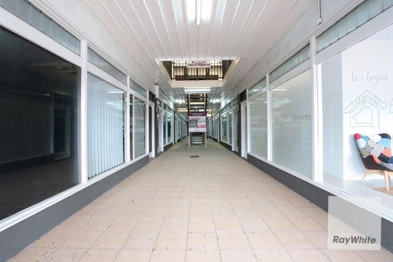 Hair Dresser Fit Out with Main Road Exposure