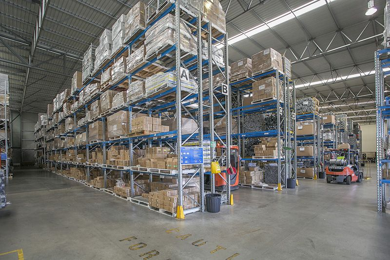 Modern, High Quality Office and Warehouse Distribution Facility – Perth Airport