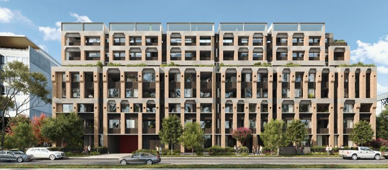 A stunning studio residences in the heart of Zetland.-037
