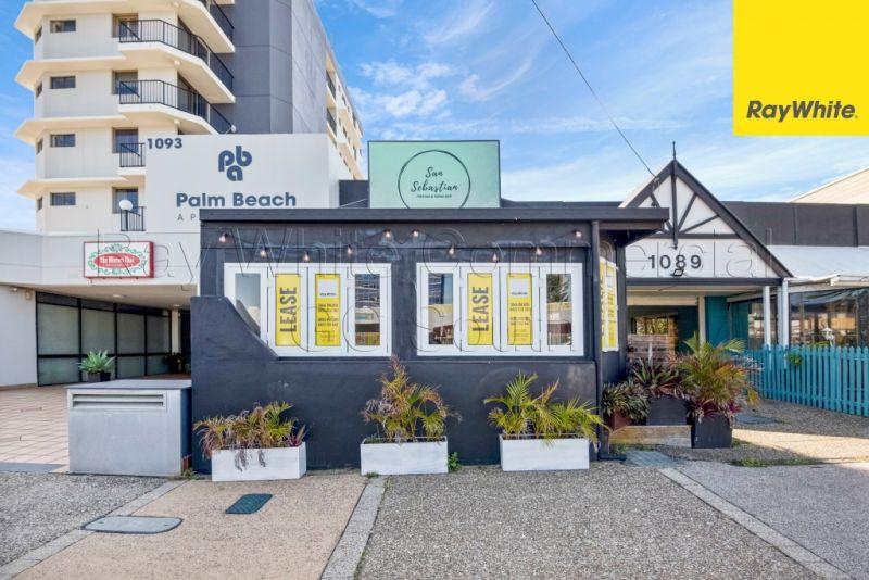 90SQM* BEACHSIDE RESTAURANT / BAR / CAFE FOR LEASE