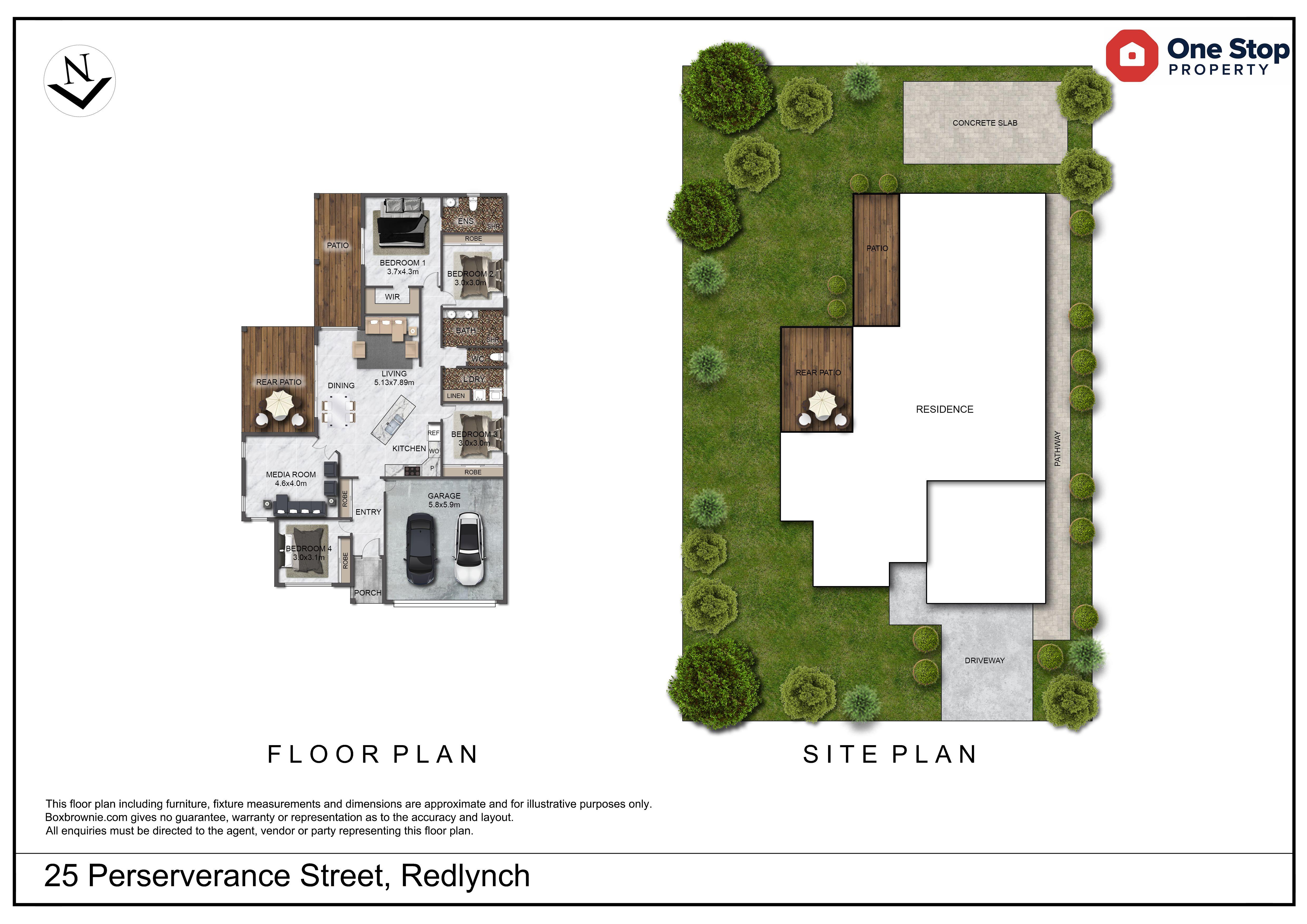 25 Perserverance Street, Redlynch QLD 4870