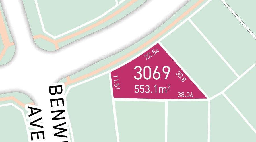 3069/ Delete Drive, Thornton