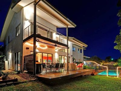 Architecturally Designed with Water Views