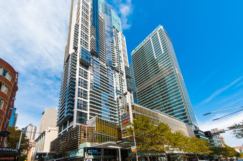 World Tower Office, 56m2 with 3 partitioned rooms & Water Basin
