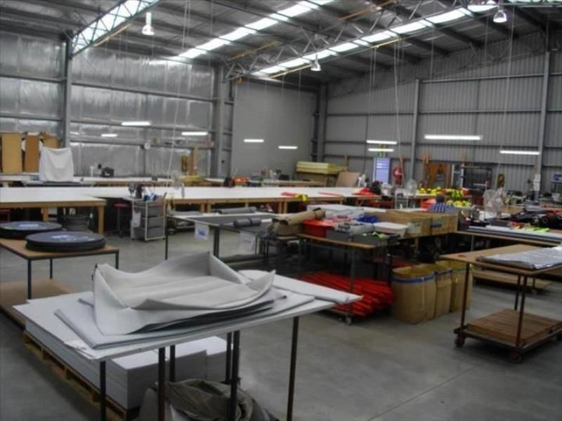 Canvass goods manufacturer, no experience necessary.