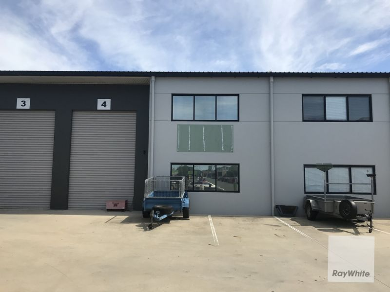 Modern Industrial Office/Warehouse - Ready to Occupy