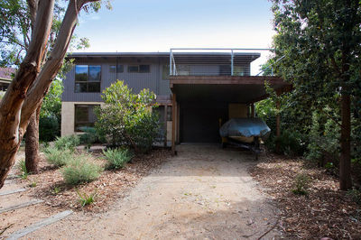 'A LEAFY OASIS WITH OCEAN VIEWS AND BACKING ONTO NATIONAL PARK'