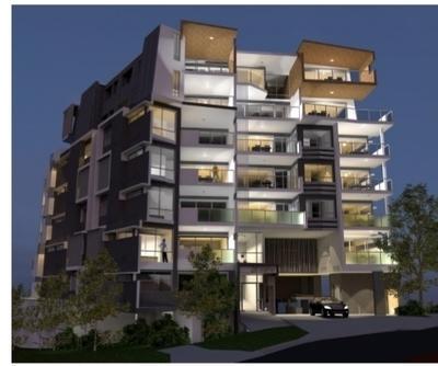 D.A. Brisbane City Council Approved 50 apartments!