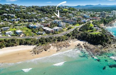Rare Duplex Only Metres From First Bay