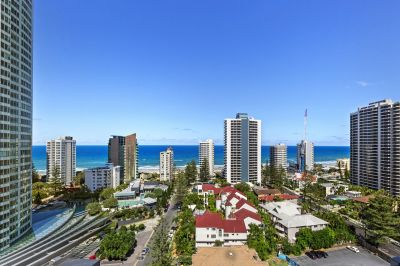 Spectacular furnished apartment with amazing views!