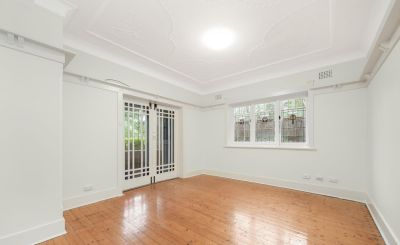 CHARMING 2 BEDROOM RESIDENCE IN LEAFY BOUTIQUE BLOCK
