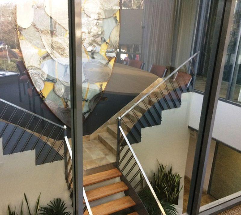 Modern First Floor Office