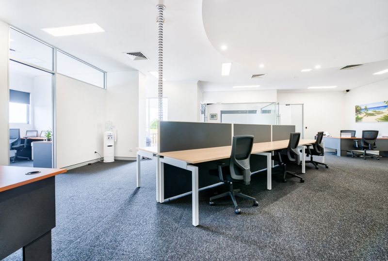 1ST FLOOR OFFICE WITH EXCEPTIONAL FITOUT