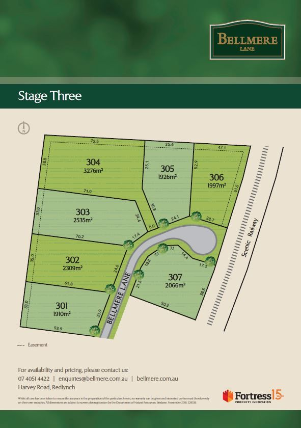 Lot 303 Bellmere Lane, Redlynch QLD 4870
