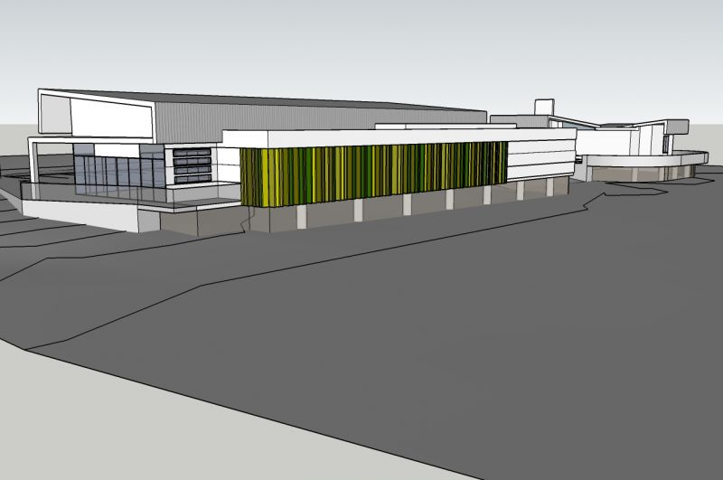 EXCITING NEW RESTAURANT & FAST FOOD PRECINCT - ALREADY 50% LEASED!