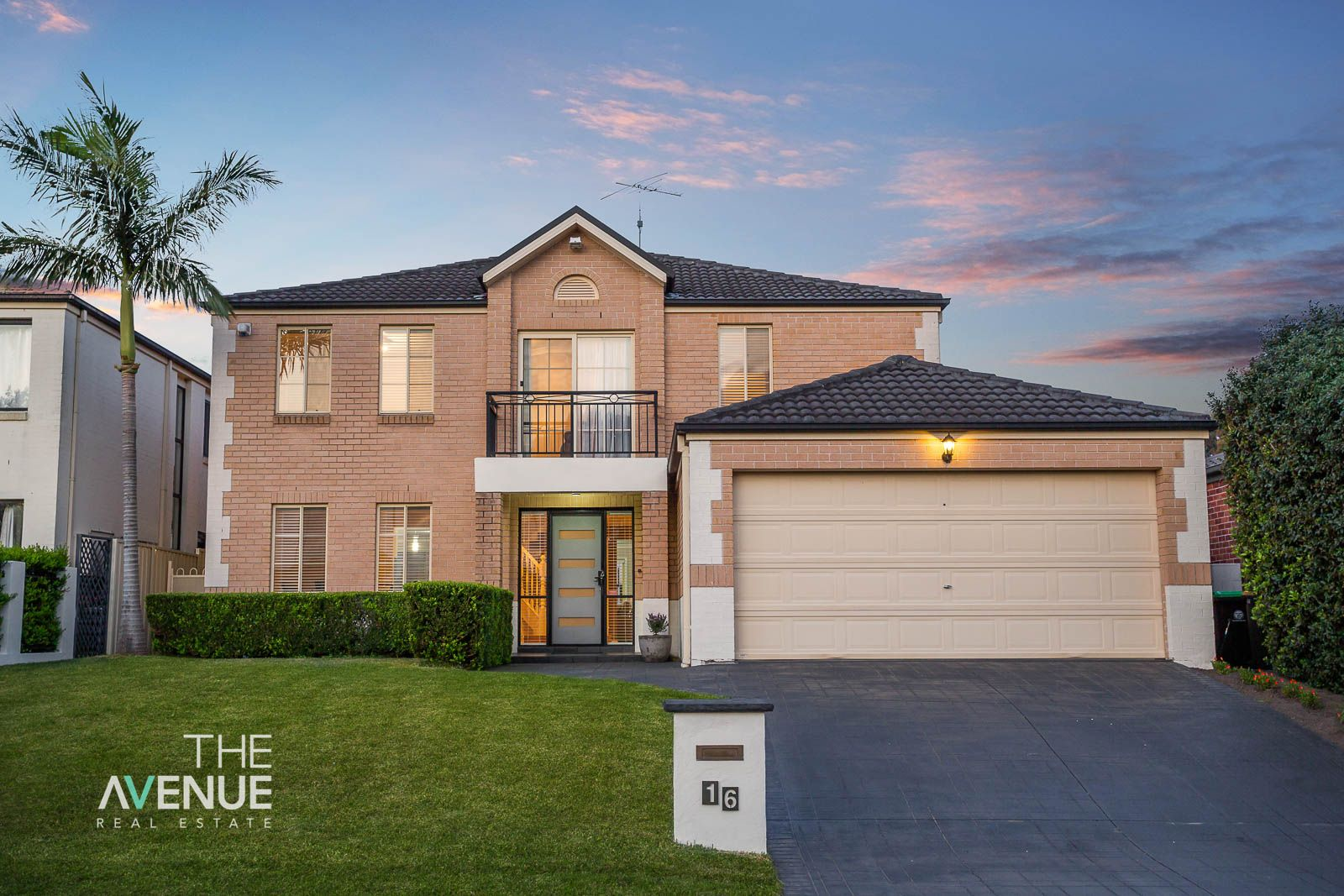 16 Park Ridge Circuit, Kellyville NSW 2155