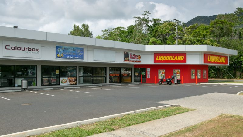 Refurbished Shopping Centre In Mooroobool - Food/Retail/Office For Lease